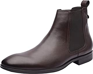   Genuine Leather Chelsea Boots   Chelsea Boot for Mens   Handcrafted Detailing   Flexible Sole   Lightweight Construction   Italian Design   Quality Craftsmanship   Everyday Comfort