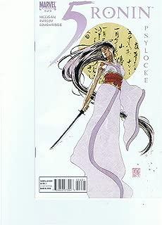 5 Ronin (Issue #4: Psylocke)