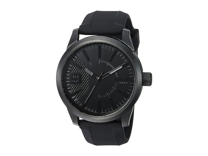 Diesel  Rasp - DZ1807 (Black) Watches