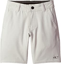 Loaded Heather Hybrid Shorts (Little Kids)