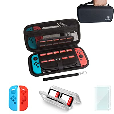 Carrying Case and Screen Protector for Nintendo...