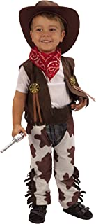 (3 years) - Cowboy Toddler Fancy Dress Costume - . -4