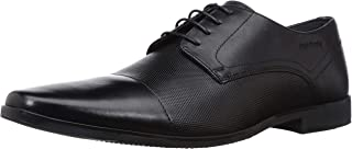 Hush Puppies Men's Tampa Derby Leather Formal Shoes
