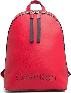 Calvin Klein Backpack Unisex Red