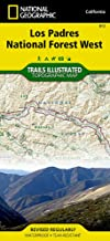 Los Padres National Forest West (National Geographic Trails Illustrated Map (813))