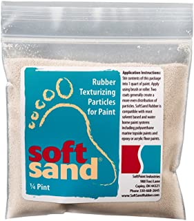SoftSand Rubber Particles SR-101 Non-Skid Coatings