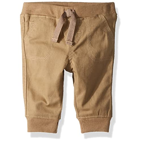 Just Baby Gap Boys Brown Trousers 3-6 Months Boys' Clothing (newborn-5t)