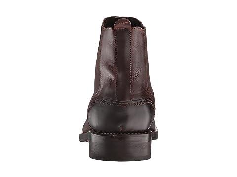 1000 oscuro de Montague marrón Chelsea Wolverine cuero Mile bota vq8xHHR