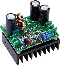 Boost Voltage Converter, Yeeco DC DC 12-90V to 12-130V 15A 900W Adjustable Step Up Voltage Transformer Power Supply Module Volt Transformer Circuit Board Regulator Controller Stabilizer CV CC