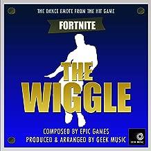 Fortnite Battle Royale -The Wiggle - Dance Emote