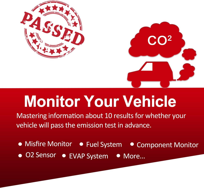LAUNCH X431 CReader VI OBD2 Scanner Universal Car Code Reader Auto Check Engine Light Diagnostic Scan Tool