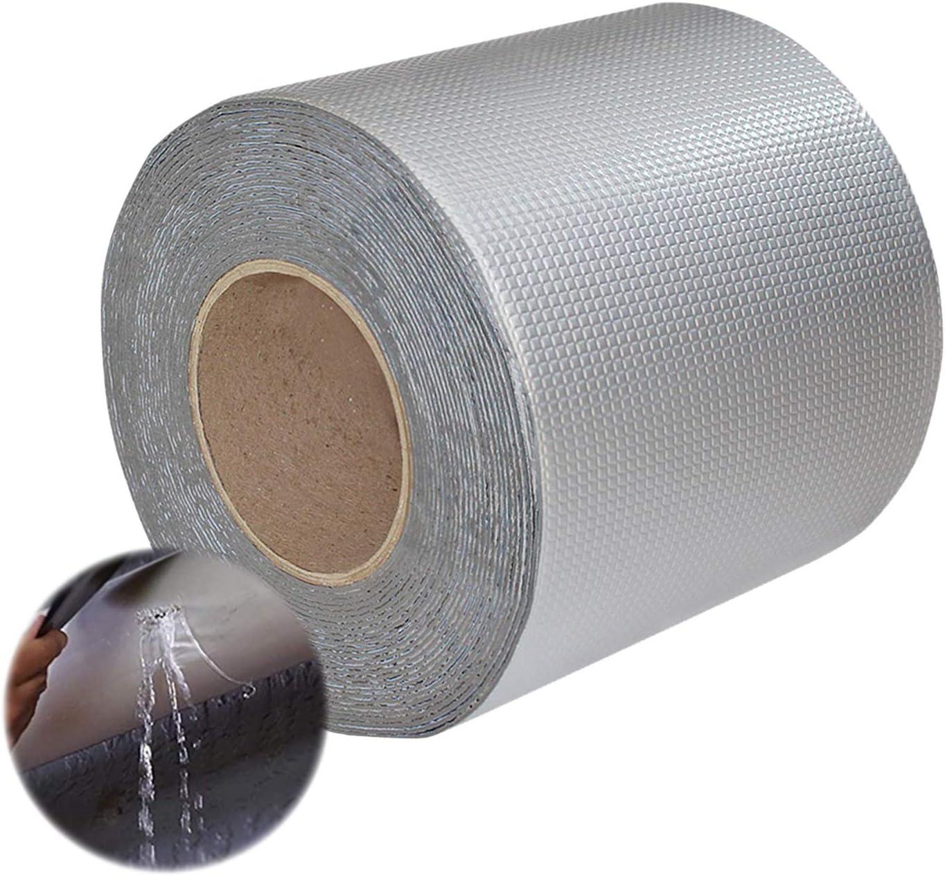 DIYH Foil Butyl Rubber Free shipping Waterproof Tape Upgra Nippon regular agency Sealing