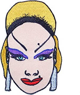 Divine Drag Queen Iron On Patch