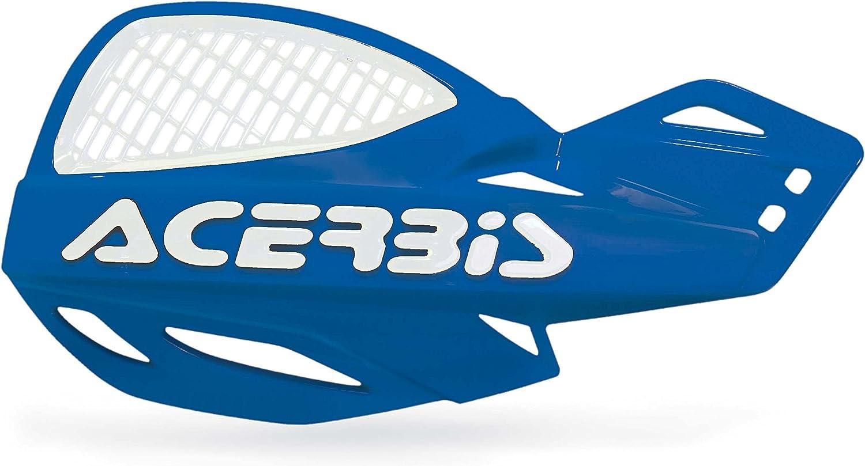 Acerbis Handschalen Mx Uniko Vented Blau Auto