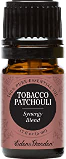 Edens Garden Tobacco Patchouli Essential Oil Synergy Blend, 100% Pure Therapeutic Grade (Highest Quality Aromatherapy Oils- Anxiety & Stress), 5 ml