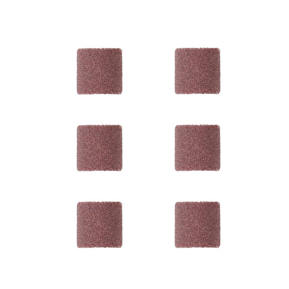 通行人ヘッジ重要性プロクソン(PROXXON) ロールペーパー 6個 【替えペーパー ドラム型10mm 120番】 No.26981