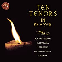 Ten Tenors In Prayer