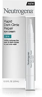 Neutrogena Rapid Dark Circle Repair Eye Cream, Nourishing & Brightening Eye Cream for Tired Eyes, .13 fl. oz