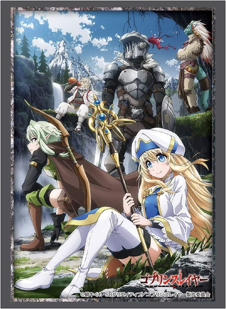 Goblin Slayer Card Game Super popular specialty Special price for a limited time store Character HG Sleeves Vol.1836 Collection