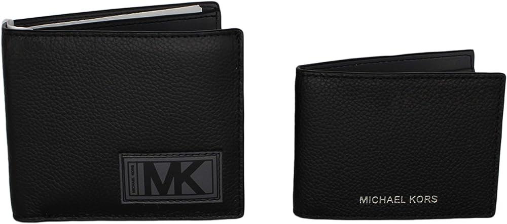 Michael kors gifting 3 in 1 wallet box set, 3 portafogli, portacarte di credito 36U0LGFF1L