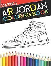Air Jordan Coloring Book: Sneaker Adult Coloring Book PDF