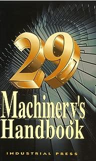 Machinery's Handbook, CD-ROM and Toolbox Set (Machinery's Handbook (W/CD))