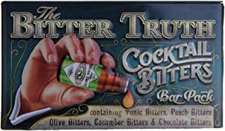 The Bitter Truth Cocktail Bitters Bar Pack