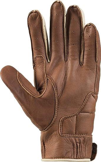 Ixs Motorradhandschuhe Lang Motorrad Handschuh Classic Ld Handschuh Cruiser Herren Tourer Ganzjährig Leder Bekleidung