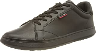 Tommy Hilfiger Men's Essential Leather Cupsole Sneaker