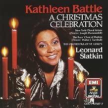 Best kathleen battle christmas cd Reviews