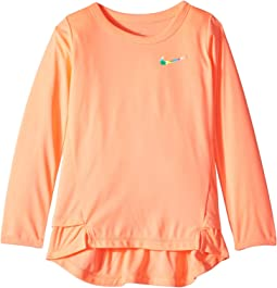 Dri-FIT™ Peplum Tunic (Little Kids)