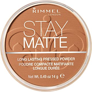 Rimmel London, Stay Matte Pressed Powder, Shade 040, Honey