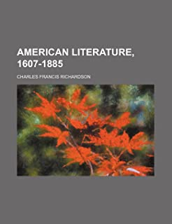 American Literature, 1607-1885