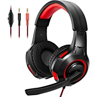 Wingstime Stereo Sound Soft Noise Cancelling Memory Gaming Headset