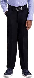 Big Boy's Youth Slim 8-20 Premium No Iron Khaki Pant