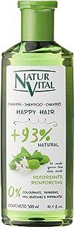 NaturVital Happy Hair Reinforcing Shampoo, 300ml