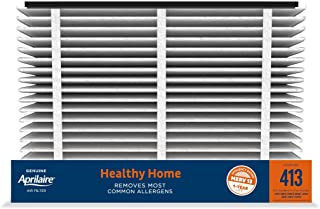 Aprilaire 413 Replacement Furnace Air Filter for Aprilaire Whole Home Air Purifiers, MERV..