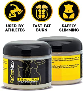 Thermogenic Sweat Cream For Men & Women - Weight Loss Cream For The Belly - Sweat Cream Weight Loss - Fat Burning Cream For Belly - Slimming And Fat Burning Cream - Creams to Burn Fat - Body Maxx