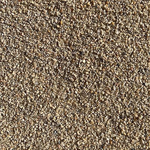 Müller GmbH Rasensand 25 kg Gartensand Quarzsand Papierverpackt (1,0-2,0 mm)