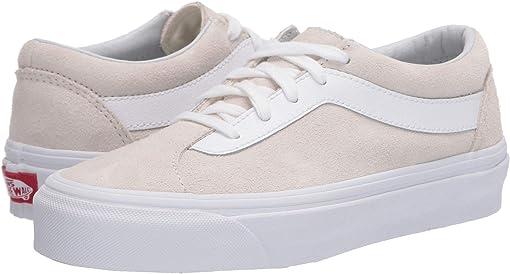 (Suede) Marshmallow/True White