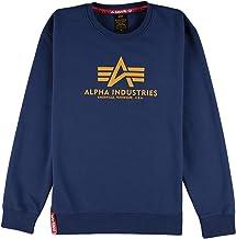 ALPHA INDUSTRIES Basic Sweater heren pullover