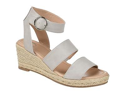 Journee Collection Comfort Foam Norra Wedge Sandal