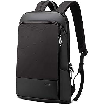 BOPAI 15 inch Super Slim Laptop Backpack Men Anti Theft Backpack Waterproof College Backpack Travel Laptop Backpack for Men Business Laptop Backpack Casual Daypack Men