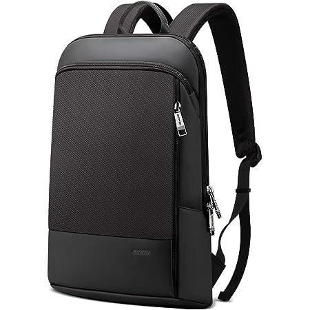 Laptop Backpack for Men Lightweight Laptop Bag Unisex Bookbag Computer Bag Purse for Commuting College Black 15.6 Inch