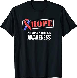Hope - Pulmonary Fibrosis Awareness T-Shirt