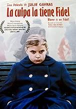 La faute à Fidel! (La culpa la tiene Fidel) aka Blame it on Fidel [NTSC/Region 4 dvd. Import - Latin America] by Julie Gavras (Spanish subtitles) - No English options