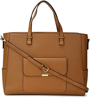Van Heusen Spring-Summer 21 This Bag is Smooth Finished with Classy Look which Compliments Your Wardrobe (Brown)