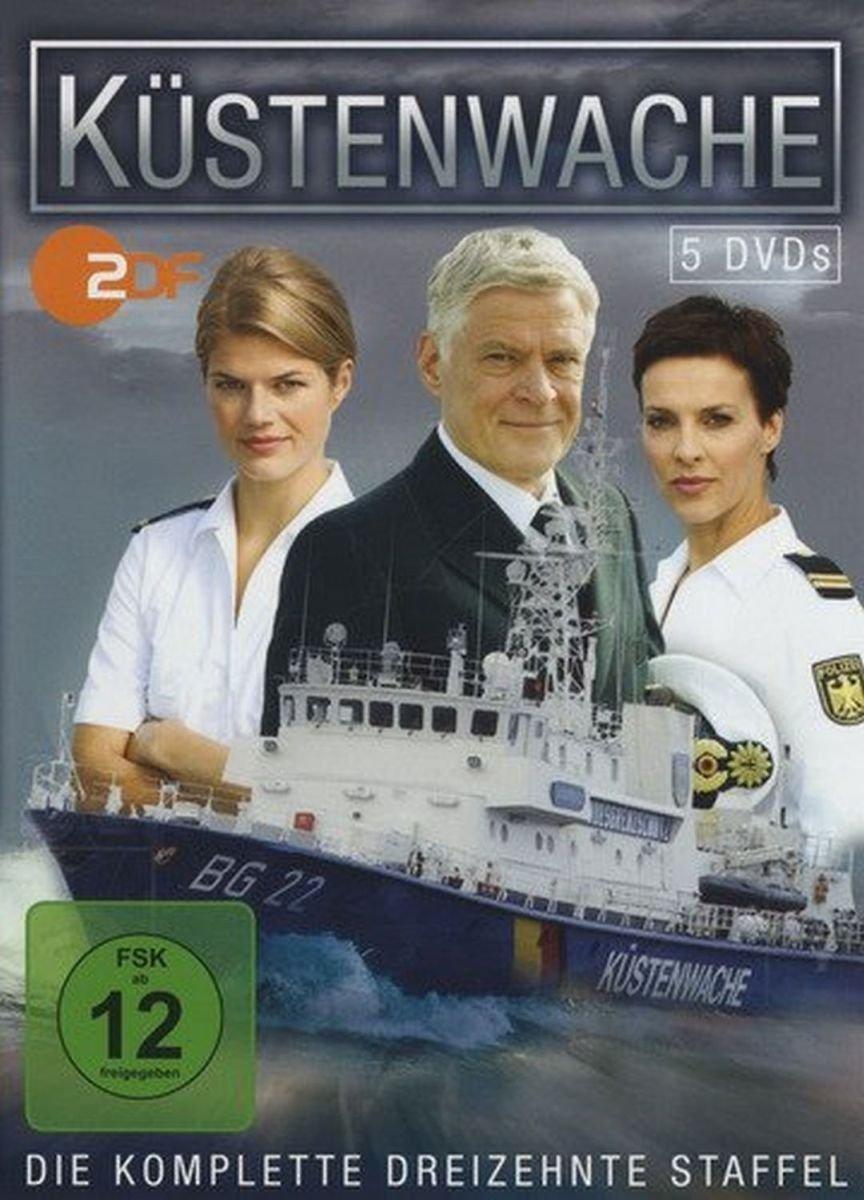KUESTENWACHE-DIE KOMPLETT - DVD MO Quality 40% OFF Cheap Sale inspection 2009