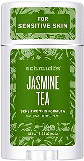 Jasmine Tea, Natural Deodorant for Sensitive Skin, Stick for Women and Men, 92 gm