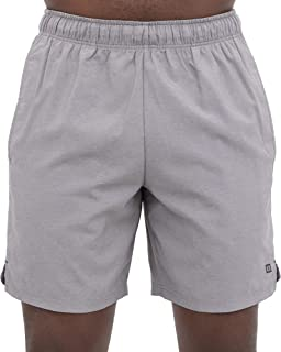 Men's Hybrid All Purpose Woven Athletic Shorts 7 and 9 Inch Inseams